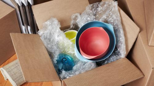 Taşınırken Eşyalar Nasıl Paketlenir ve Toplanır?
